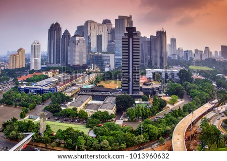 Jakarta officially the Special Capital Region of Jakarta, is the capital of Indonesia. Jakarta is the center of economics, culture and politics of Indonesia #1013960632