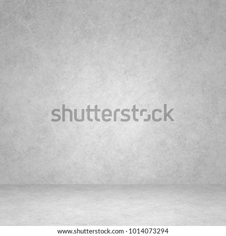 Designed grunge texture. Wall and floor interior background #1014073294