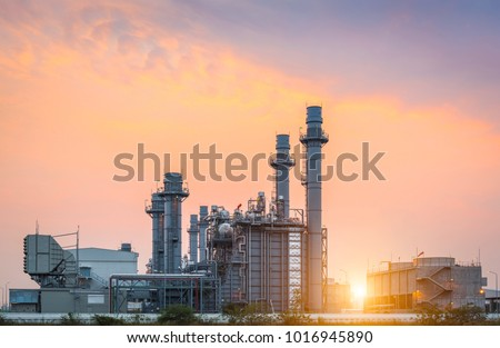Power plant for Industrial Estate #1016945890