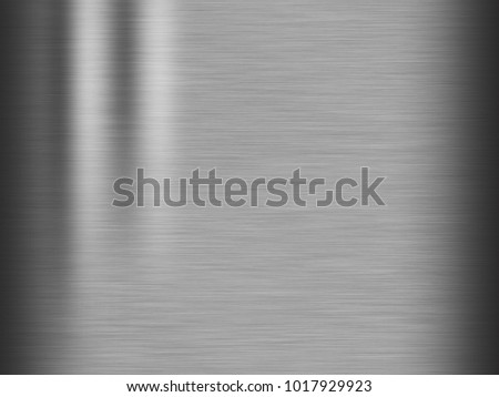 Metal stainless steel texture background #1017929923