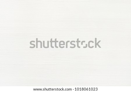 Closeup of white painted wooden plank for background #1018061023