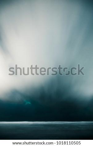 Sturmwolken in Norwegen Lofoten #1018110505