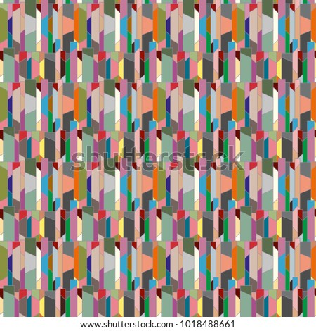 Abstract color seamless pattern for new background. #1018488661