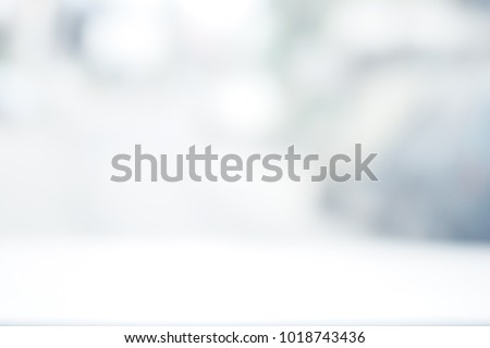 Abstract blur white background for backdrop design, composition art image, website, magazine or graphic for commercial campaign design