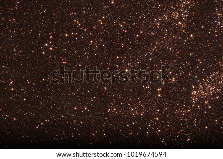 Copper foil shiny wrapping paper texture background for wall paper decoration element #1019674594