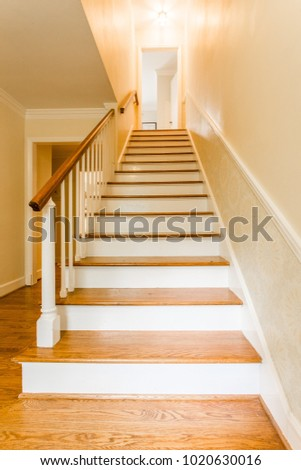 home entryway stairs #1020630016