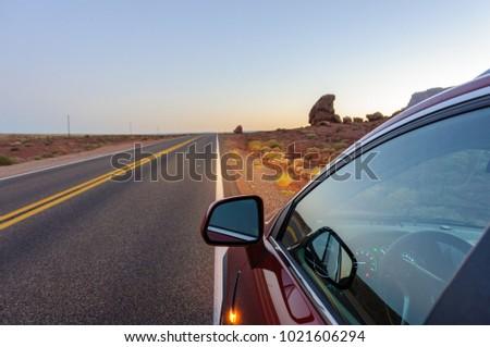 Road trip in Arizona, USA #1021606294