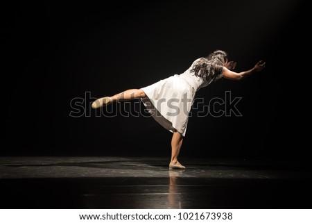 Ballroom dance performance #1021673938