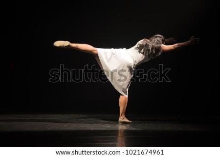 Ballroom dance performance #1021674961