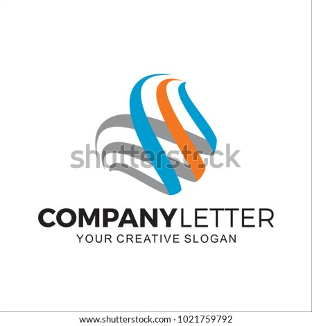 Abstract Design Business Logo #1021759792