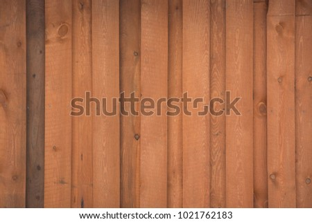texture of old vetical wooden boards. Horizontal orientation #1021762183
