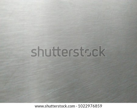 Steel metal plate background texture  #1022976859