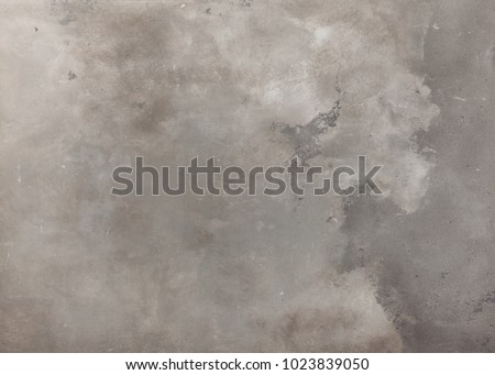 Concrete background for food photography, grey
