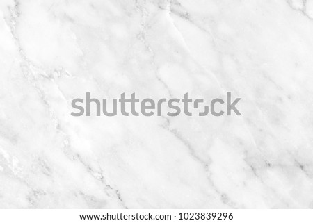Abstract white marble texture background High resolution or design art work.