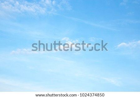 sky blue clouds background #1024374850