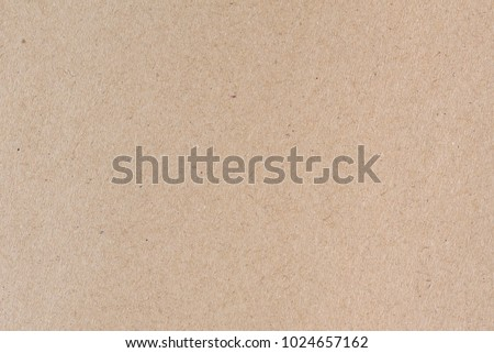 Sheet of brown paper useful as a background #1024657162