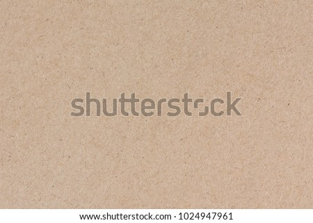 Sheet of brown paper useful as a background #1024947961
