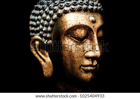 spiritual buddha figure