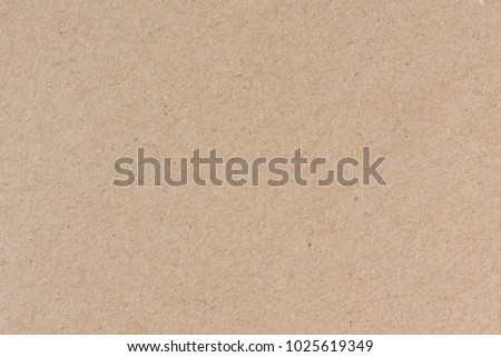 Sheet of brown paper useful as a background #1025619349