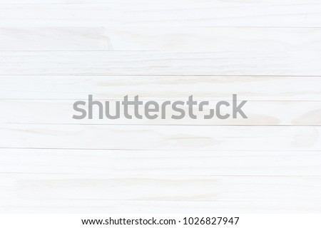 white wood wall texture old  vintage using classical background or use it in design and decorative. #1026827947