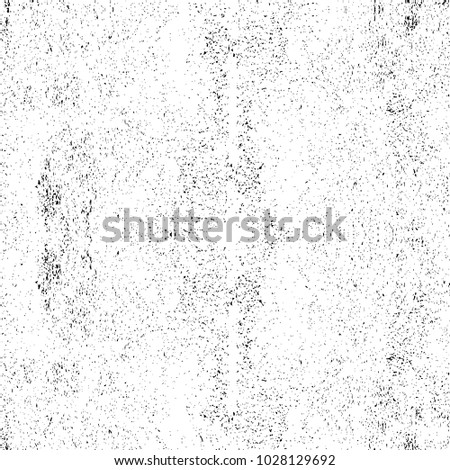 Dark Grunge Chaotic Seamless Pattern. Fantasy Abstract Texture Made Of Ink Paint. Monochrome Worn, Scuffed Background. Textile And Fabric Sample Design. Urban Modern Wallpaper. Spotted Backdrop Image #1028129692