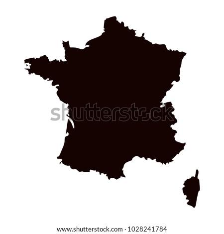 France map background