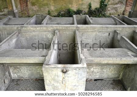 Wash House in Crespi d'Adda #1028296585