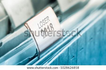 Loser 2018 symbol #1028626858