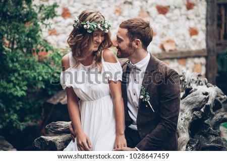 Very beautiful wedding of amazing couple #1028647459