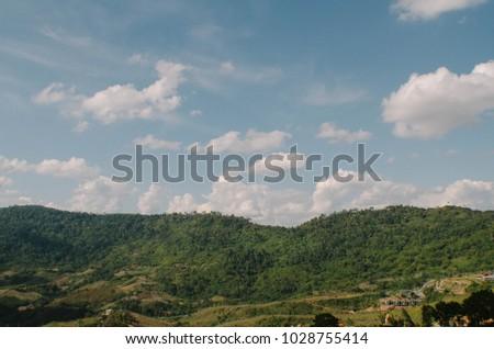Mountain Khao Kho Phetchabun #1028755414