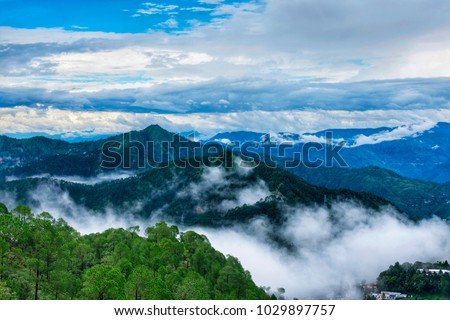 Lansdowne Hills - View from Tip N Top Point #1029897757