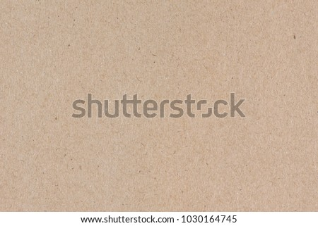Sheet of brown paper useful as a background #1030164745