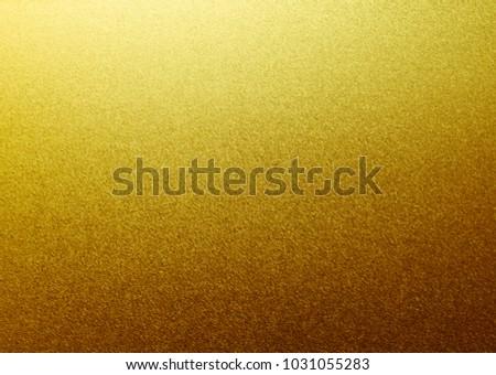 Gold foil texture background metal #1031055283