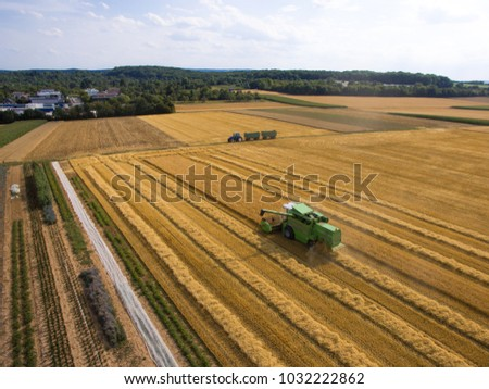 agriculture in progress #1032222862