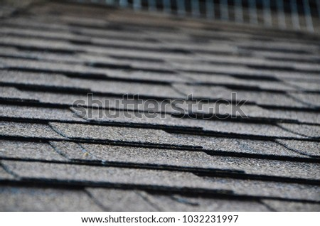 The art of roofing design using black rectangles. #1032231997