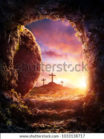 Crucifixion And Resurrection Of Jesus Christ