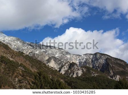 Alps - European mountaings #1033435285