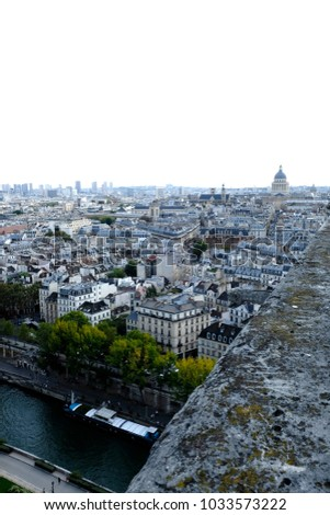 Notre-Dame in Paris #1033573222