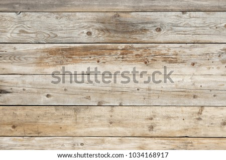 Old faded dull pine natural wood background