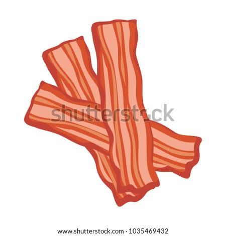 bacon stripes design