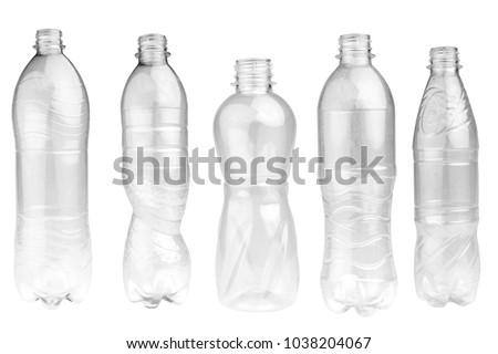 bottle isolated on white background. #1038204067