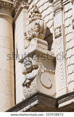 Church of St. Matteo. Lecce. Puglia. Italy. #103938872