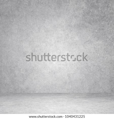 Designed grunge texture. Wall and floor interior background #1040431225