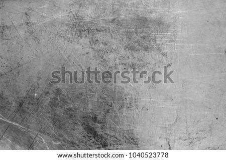 Grey metal texture. Scratched metal texture. Design Background. #1040523778