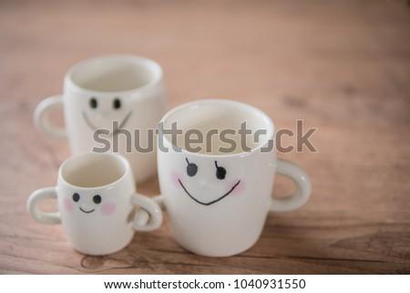 a happy family #1040931550