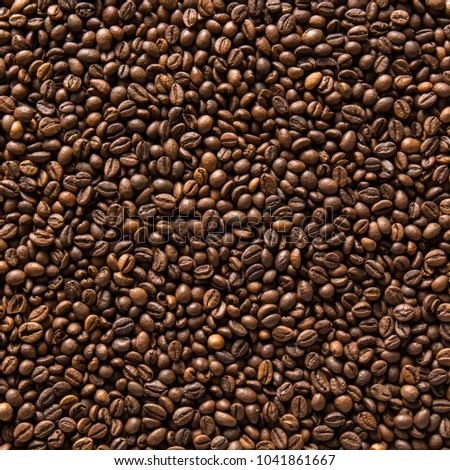 Coffee beans background #1041861667