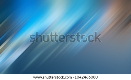 Light abstract gradient motion blurred background. Colorful lines texture wallpaper #1042466080