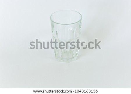 empty cocktail highball on a white background #1043163136