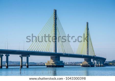 Anita Garibaldi bridge Royalty-Free Stock Photo #1043300398