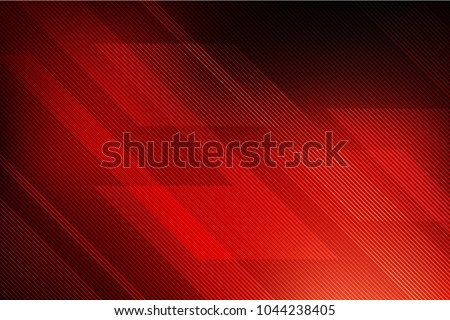 Abstract red background with lines Royalty-Free Stock Photo #1044238405